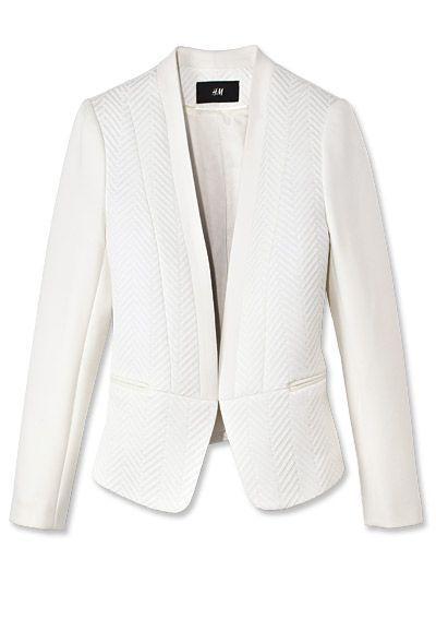 05560925f45d Image result for h m white blazer