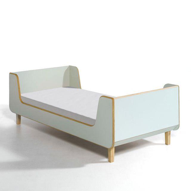 lit 1 personne scandi design e gallina en 2019 lit. Black Bedroom Furniture Sets. Home Design Ideas