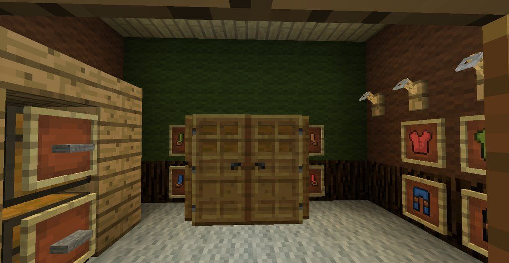 Master Bedroom Interior Design Shoe Rack And Minecraft Ideas
