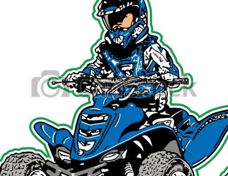 vector clipart of four wheeler boy riding a four wheeler rh pinterest co uk 4 wheeler clipart 4 wheeler clipart black and white