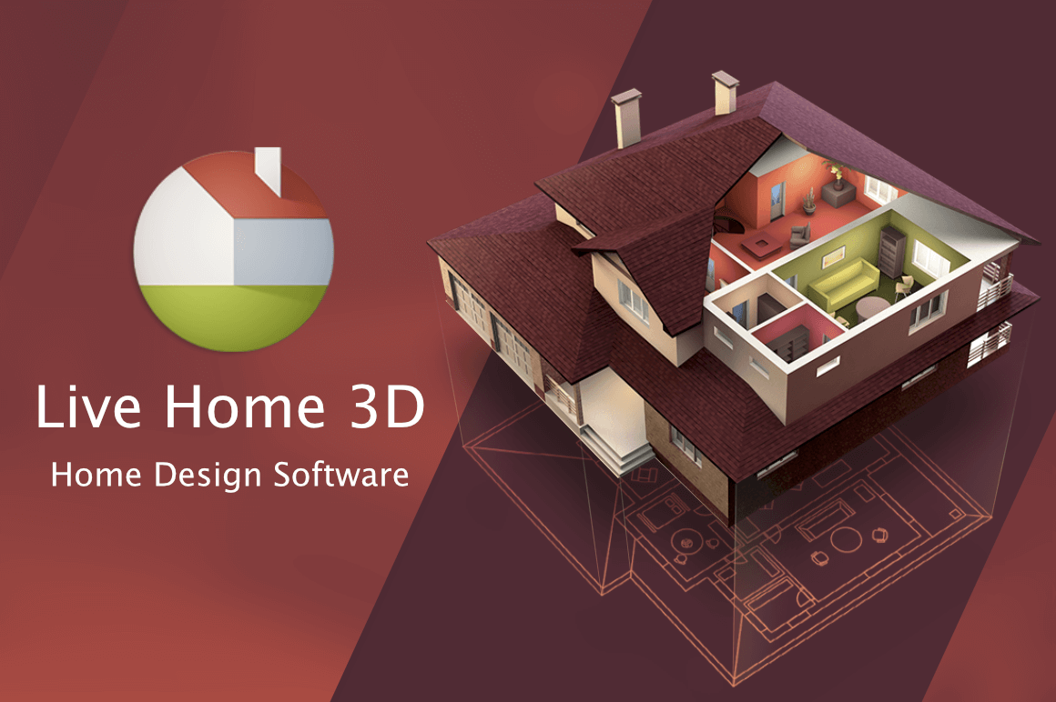 Powerful 3D Home and Interior Design App for Mac only
