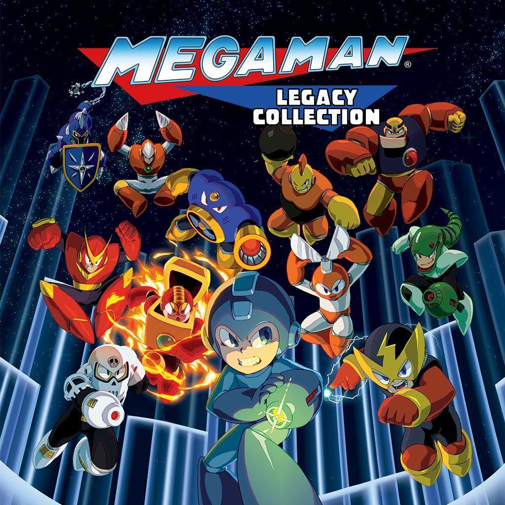 Amazon com: Mega Man Legacy Collection - PS4 [Digital Code