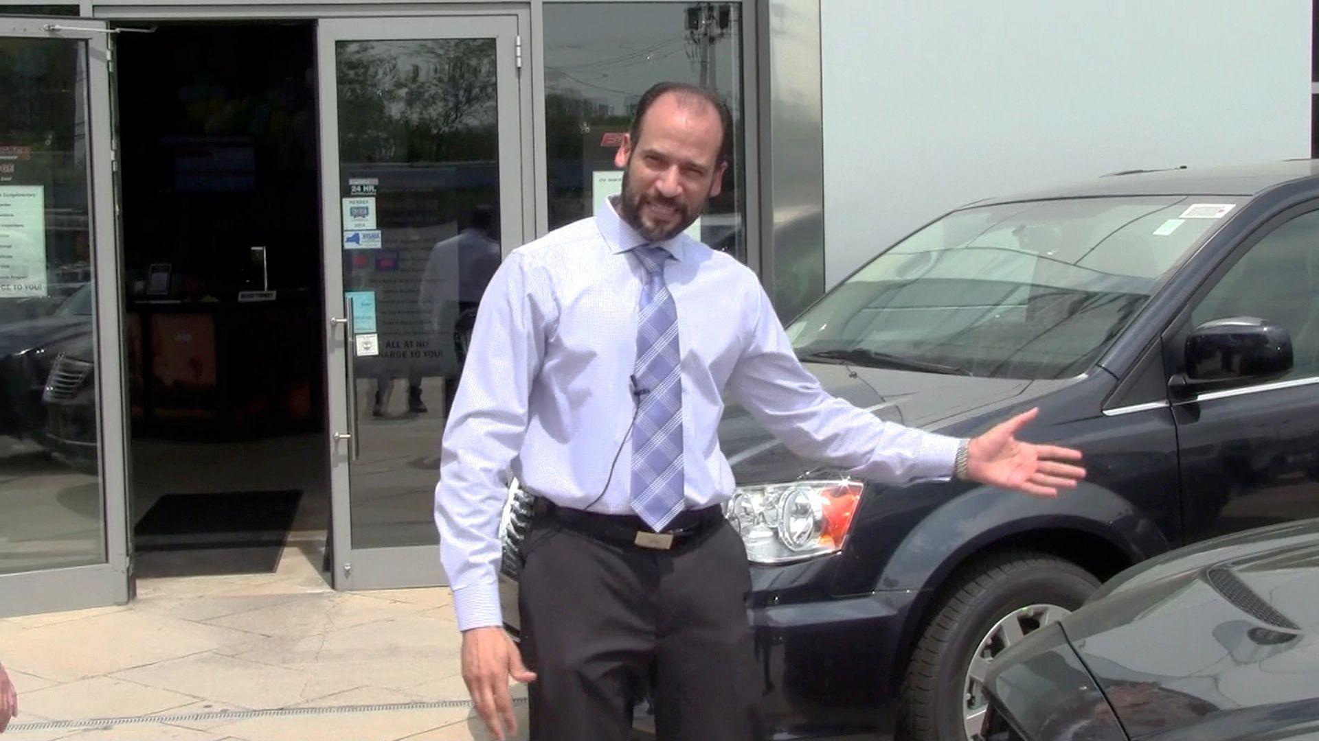 Rafael Castro, Sales Manager #eastchesterchryslerjeepdodge #eastchesteremployees #bronx