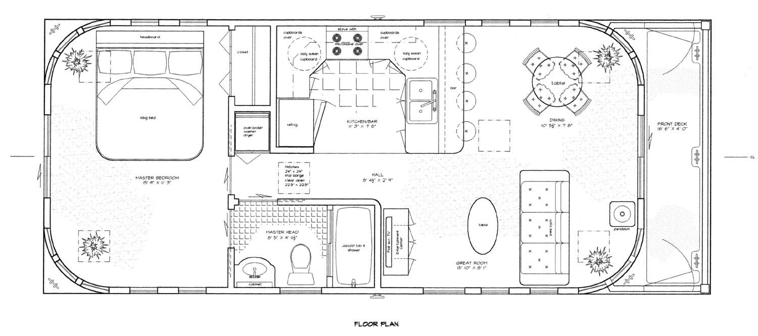 Floating home floor plans for Duran homes floor plans