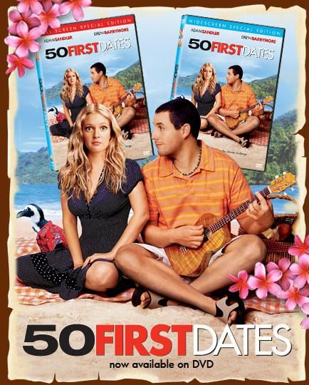 The One Thing You Never Noticed In 50 First Dates Mejores