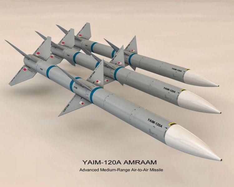 Resultado de imagen para AIM-120