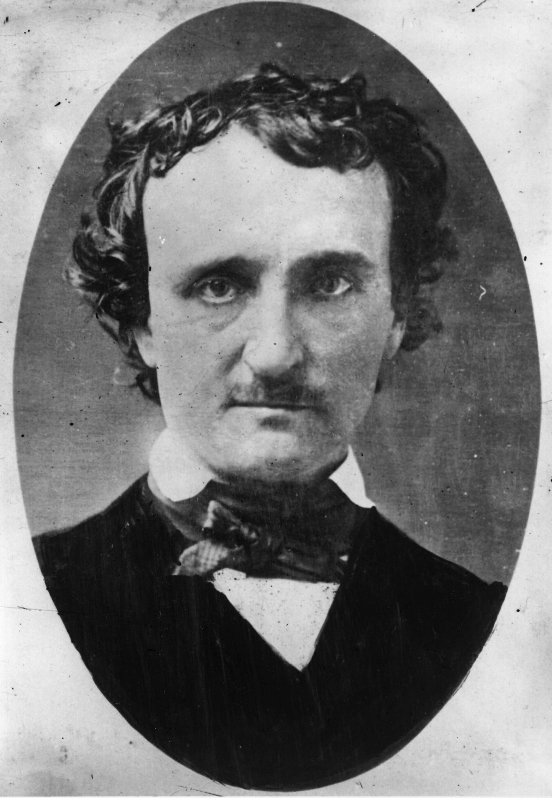 Edgar Allen Poe, R.I.P. October 7, 2016. Here's the evidence that's puzzled doctors for 150 years.