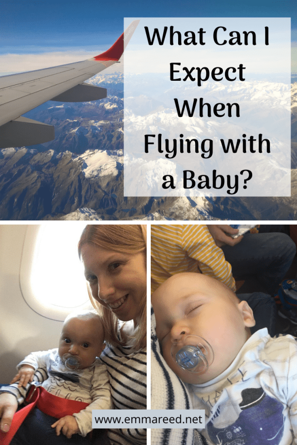 What Can I Expect When Flying with a Baby | Flying with a ...