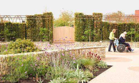 Gardens The Healing Garden Healing Garden Garden Architecture Landscape Design