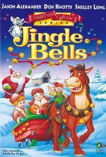 Jingle Bells (1999) | Free christmas movies, Christmas movies, Christmas cartoons