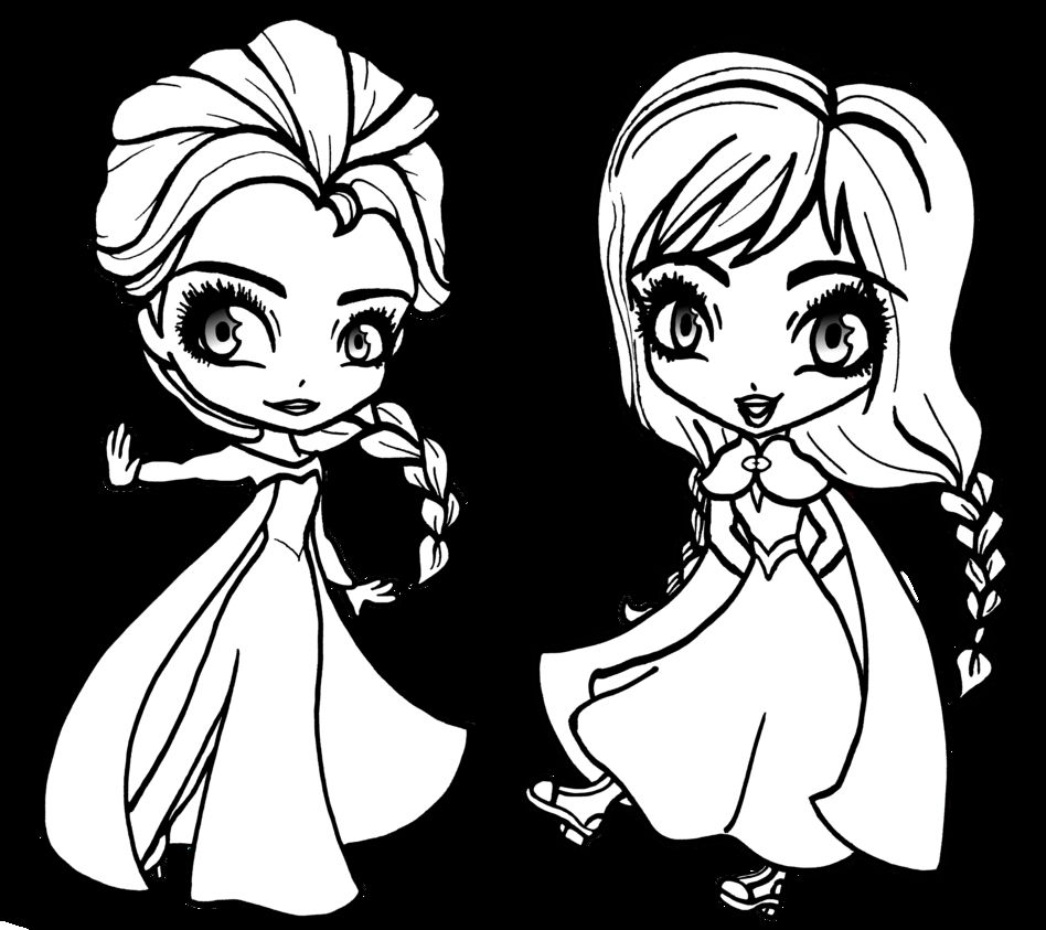 Baby anna coloring pages coloring pages pinterest anna and babies