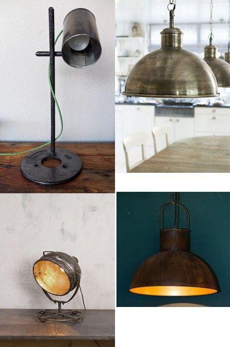 Φ Des luminaires parfaits pour le secteur métal (Ouest, Nord-ouest ...