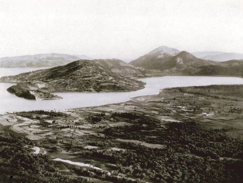 Λευκάδα, Νυδρί, 1923