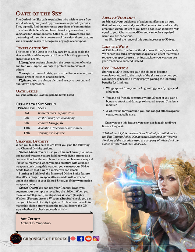 Reddit The Front Page Of The Internet Dnd Paladin Dungeons And Dragons Classes Dnd Classes