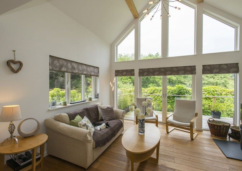 Scandia-Hus offer a completely bespoke design service. All of our ...