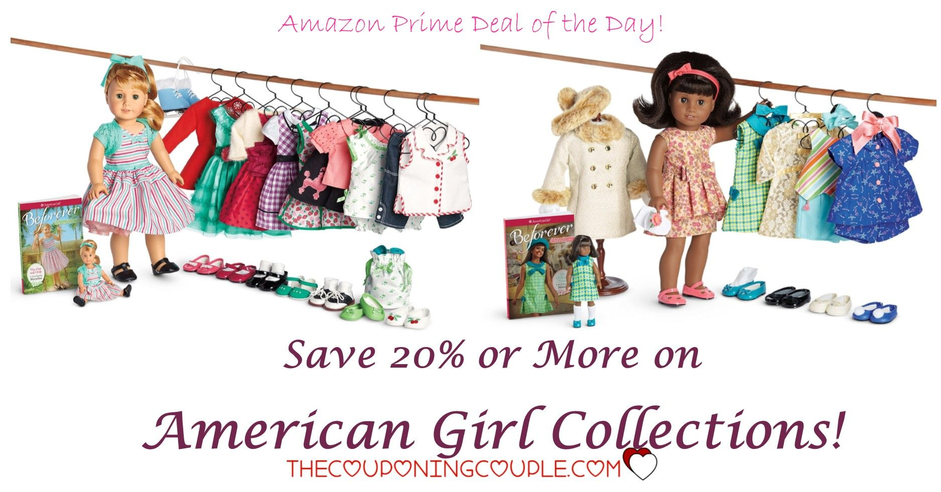 Hot gifts save 20 or more on american girl collections