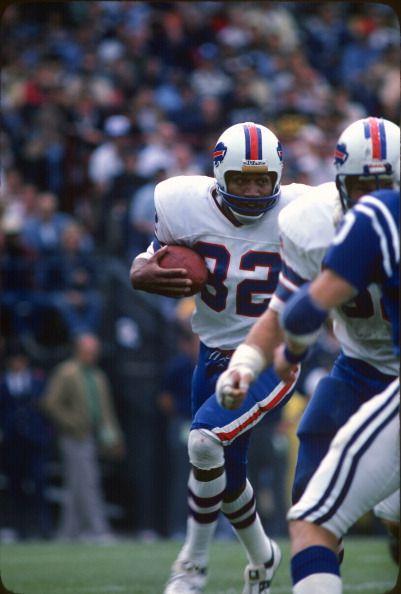 98c718c61ba Running back OJ Simpson of the Buffalo Bills   Running Backs   Nfl ...