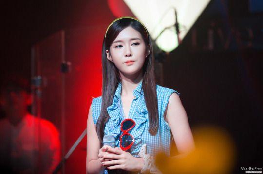 Tiffkyu Kpop Idol Idol Vocalist