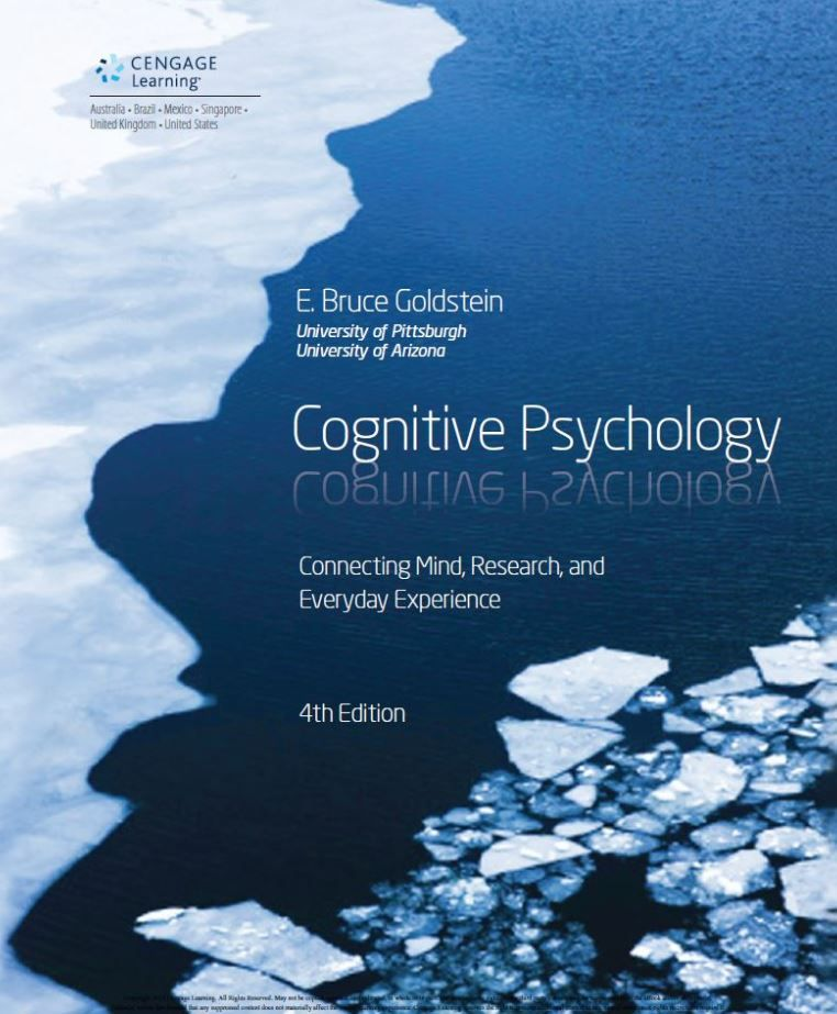 Cognitive Psychology Connecting Mind Research And Everyday