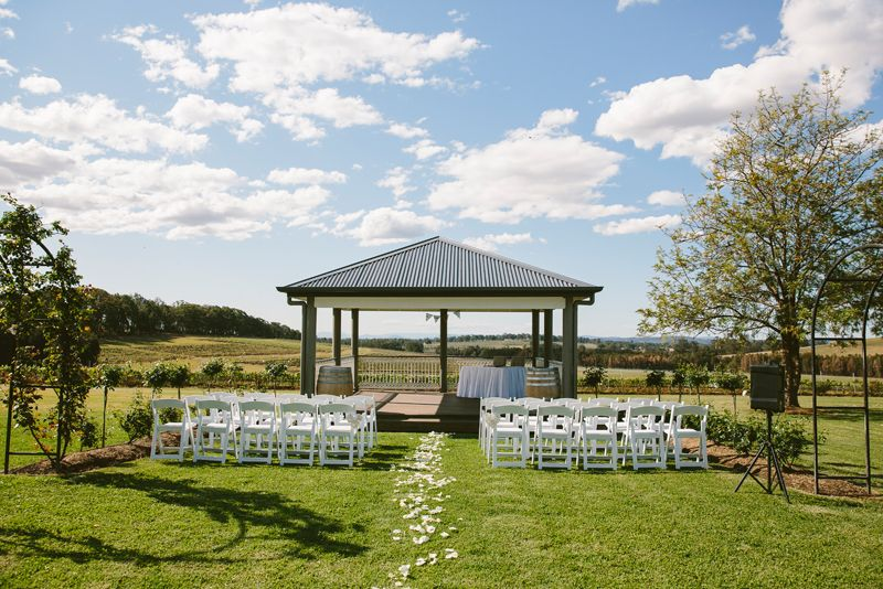 Wynwood Estate Hunter Valley Wedding Ceremony Location Image Cavanagh Photography Http