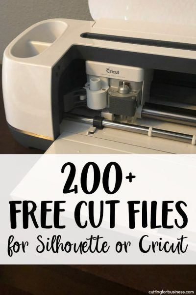 200+ Free Commercial Use SVG Cut Files - Cutting for Business
