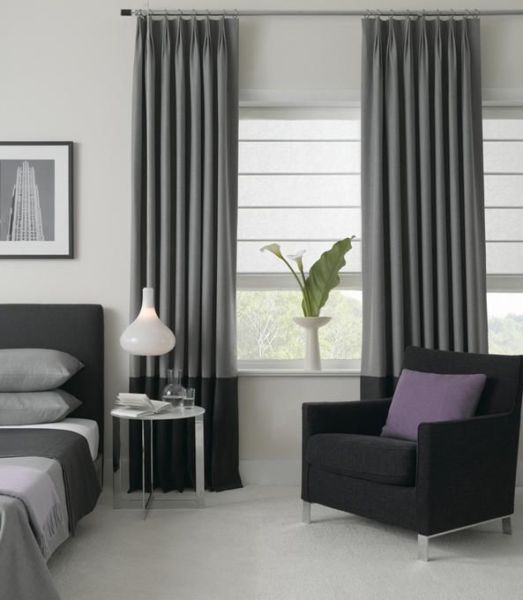 We Specialize In Drapery For Condominiums With Large Floor To