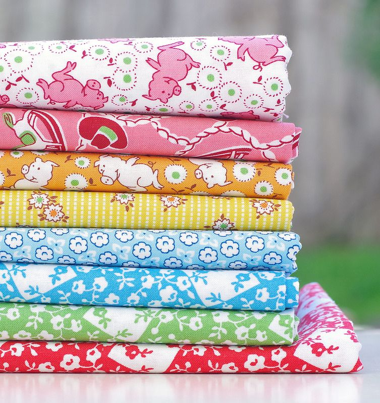 Sunday Stash 447 Storybook Ranch By Whistler Studios Red Pepper Quilts Red Pepper Quilts Fabric Stash Quilts