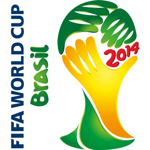 logo de la copa fifa brasil 2014 vector mundial de