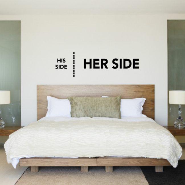 wandtattoo im schlafzimmer witzige-sprüche-wand-gestalten Best - wandtattoo schlafzimmer sprüche