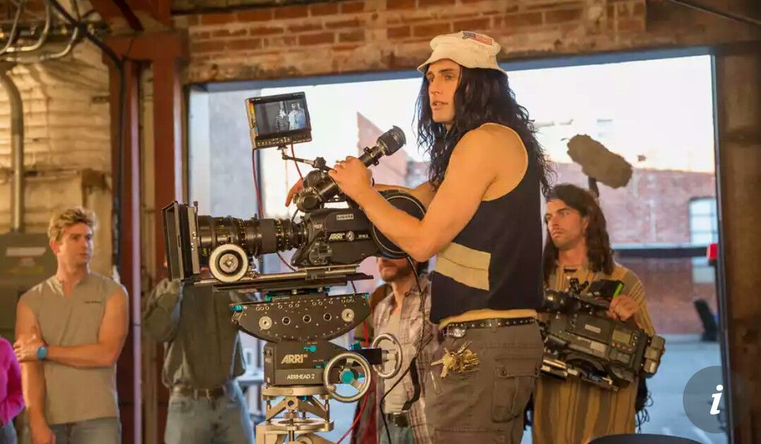 The Disaster Artist (2017) . The artist movie, Disasters