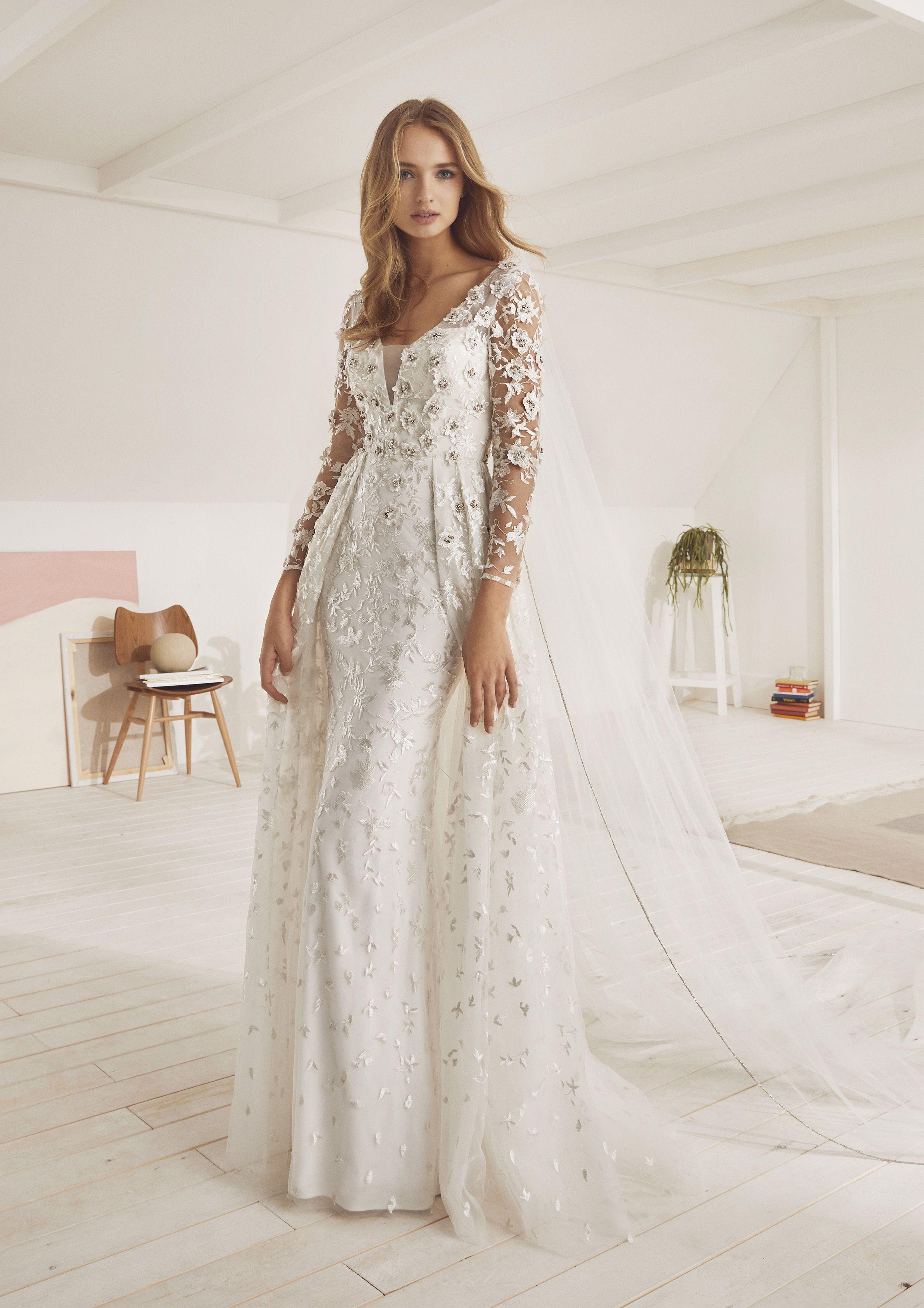 super popular affae 51762 White One 2019 Collection - OLIAS | sesje ślubnych sukni in ...