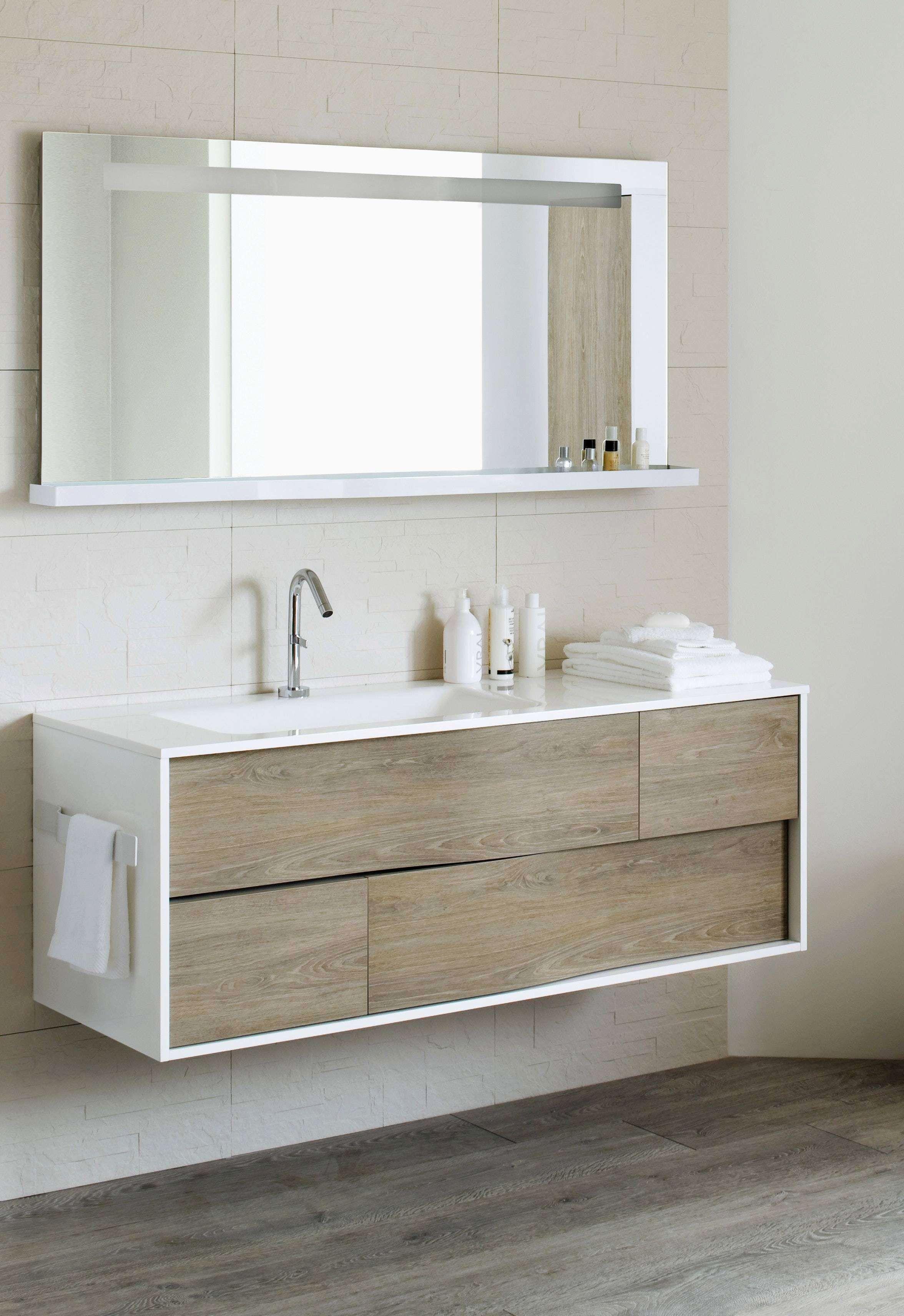 Badezimmer Set Modern Mit Waschbecken Top Gunstige Badmobel Set