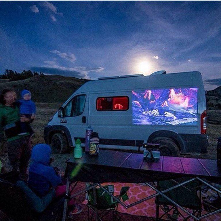 Camper Van Conversion Diy 157
