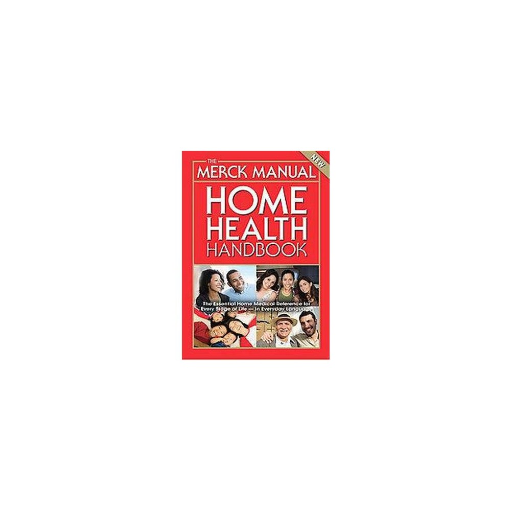 The Merck Manual Home Health Handbook ( Merck Manual) (New) (Hardcover)