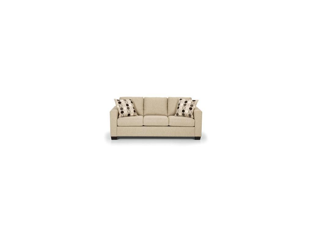 Stanton Furniture Living Room 702 3 Cushion Sofa   Key Home Furnishings    Portland,