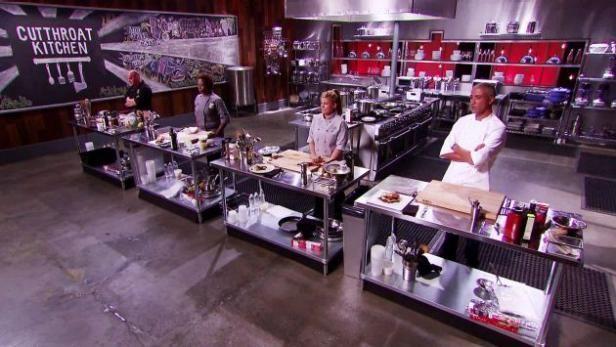 watch cutthroat kitchen full episodes from food network - Cutthroat Kitchen Full Episodes