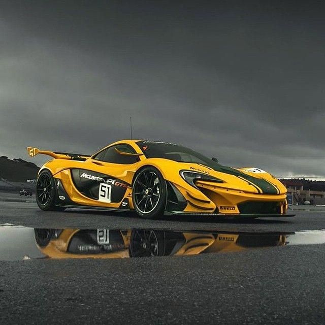 Would You Track This P1 GTR In The Rain? … (With Images