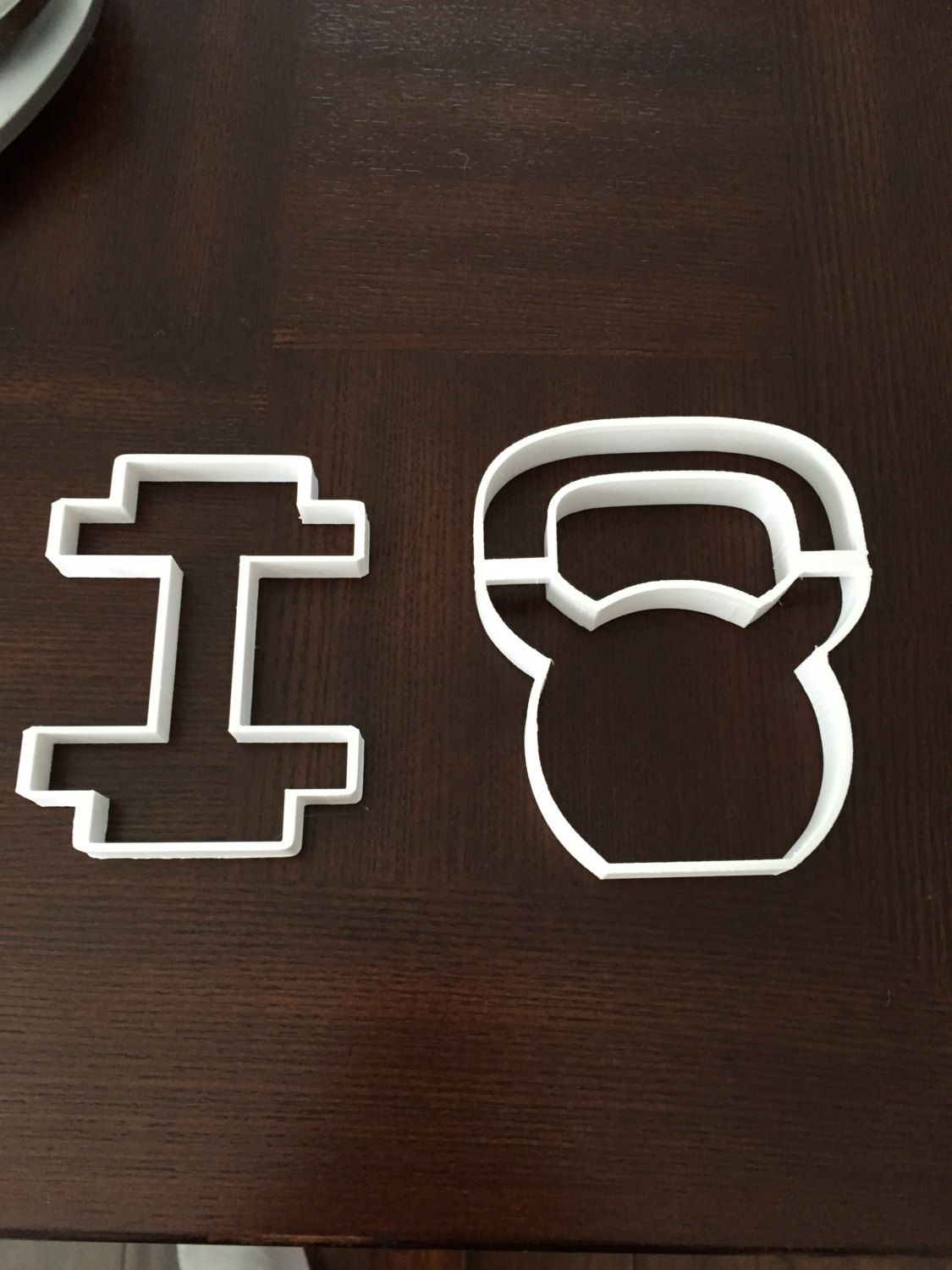 Luxury Gym Cookie Cutters