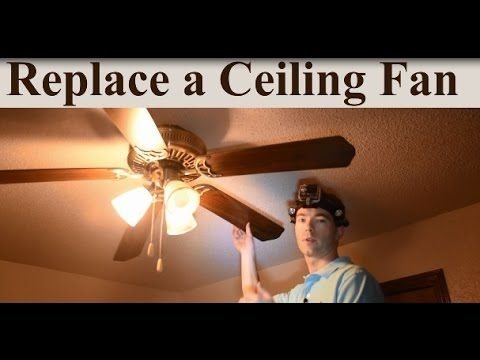 How to install your own ceiling fan easy diy youtube fans how to install your own ceiling fan easy diy youtube aloadofball Choice Image