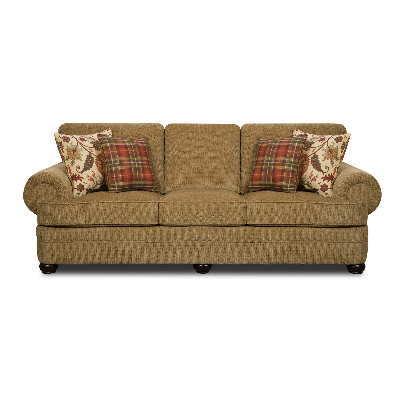 Simmons Upholstery Thunder Sofa 8101 Sofa Upholstery