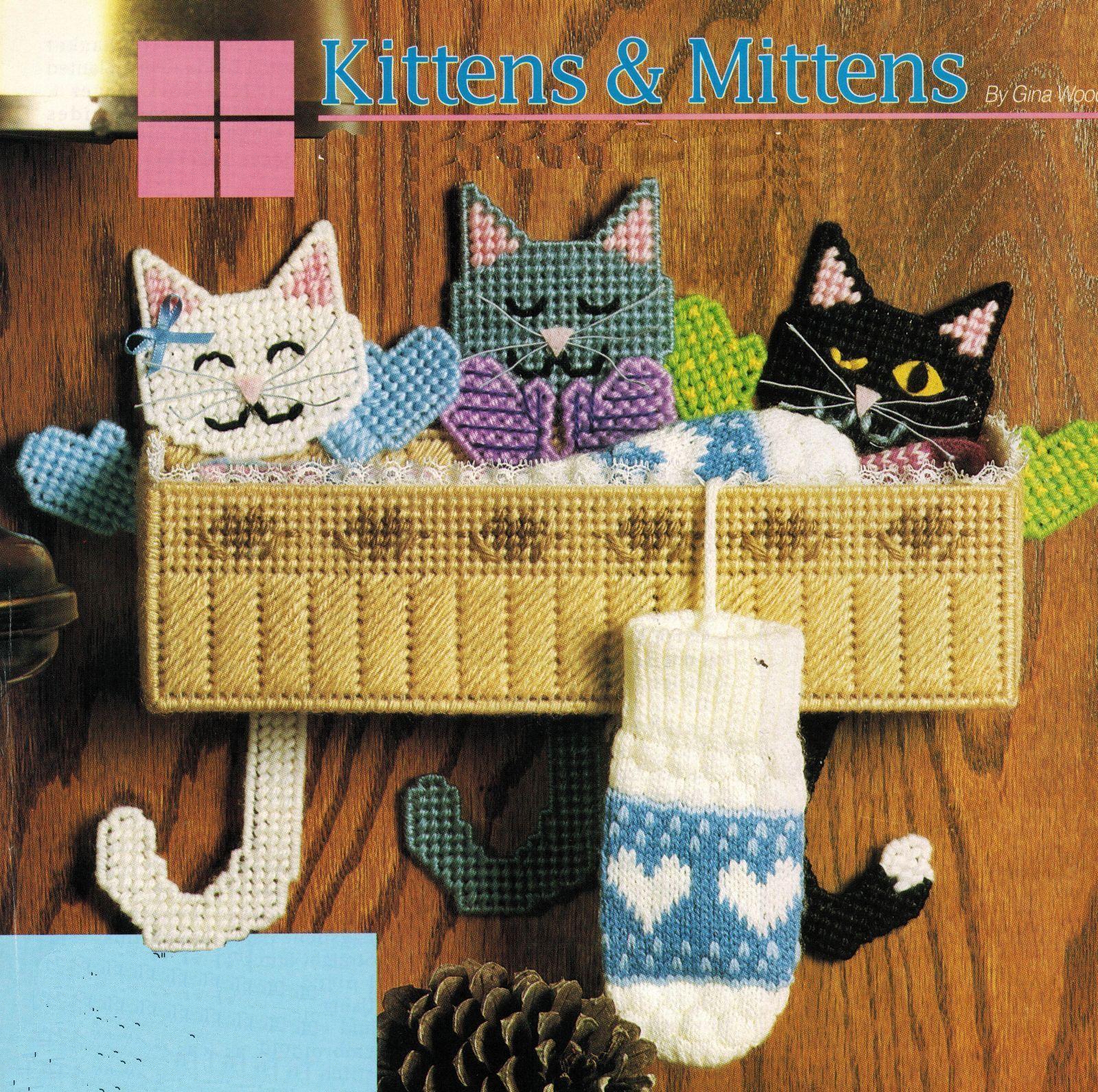 Pin By Mimafield On Needlepoint In 2020 Kitten Mittens Needlepoint Patterns Cow Pattern