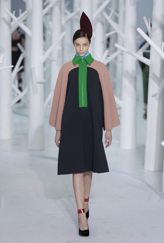 Pinterest fashion for proportion women - Delpozo Fall Winter 2015 2016 Women S Wear