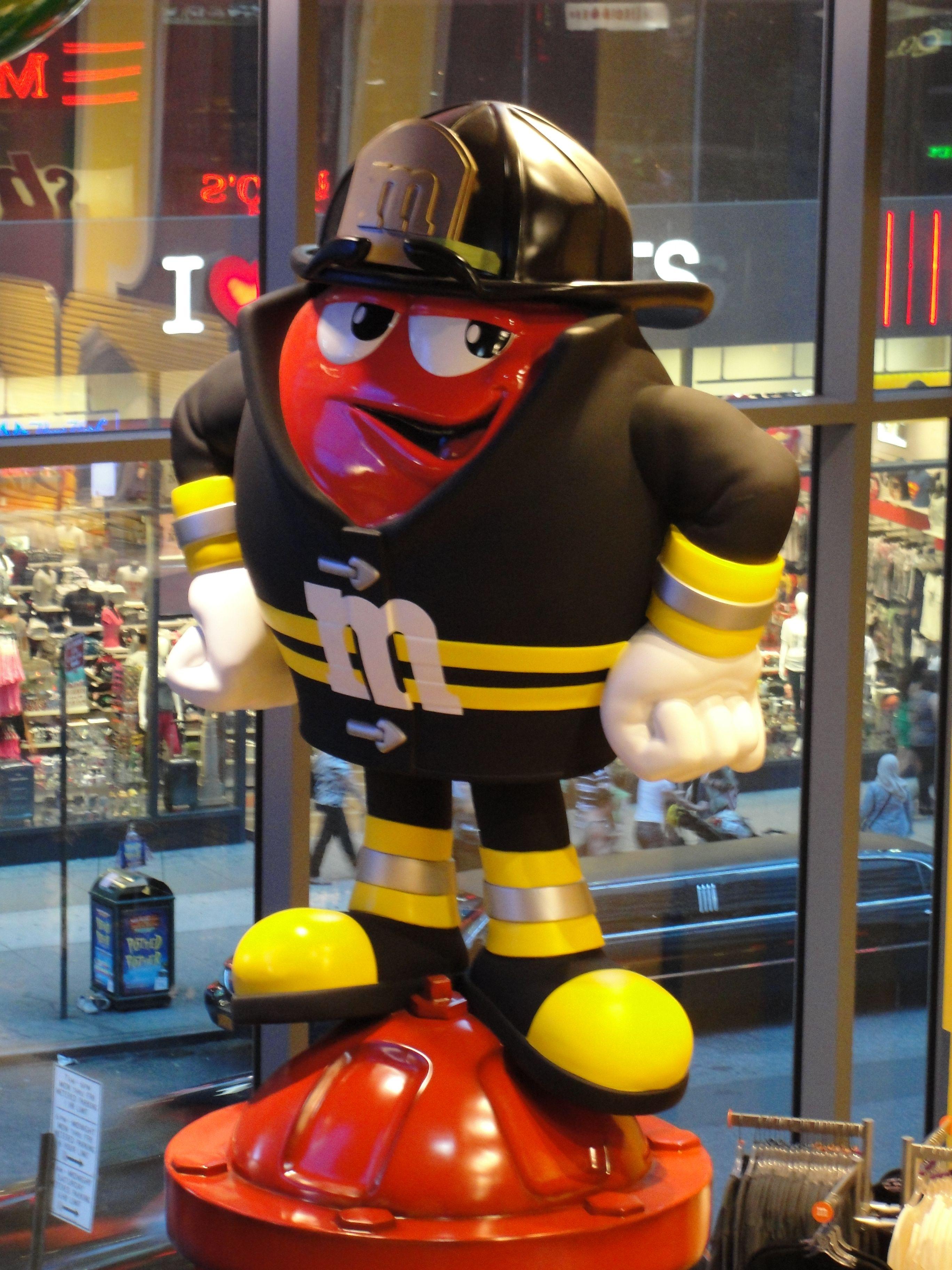 Firefighter M Love it.