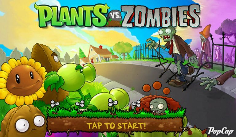 Plants Vs Zombies Game Download Free For Pc Game Of The Year Rihno Games Plantas Vs Zumbis Momentos Engraçados Plantas