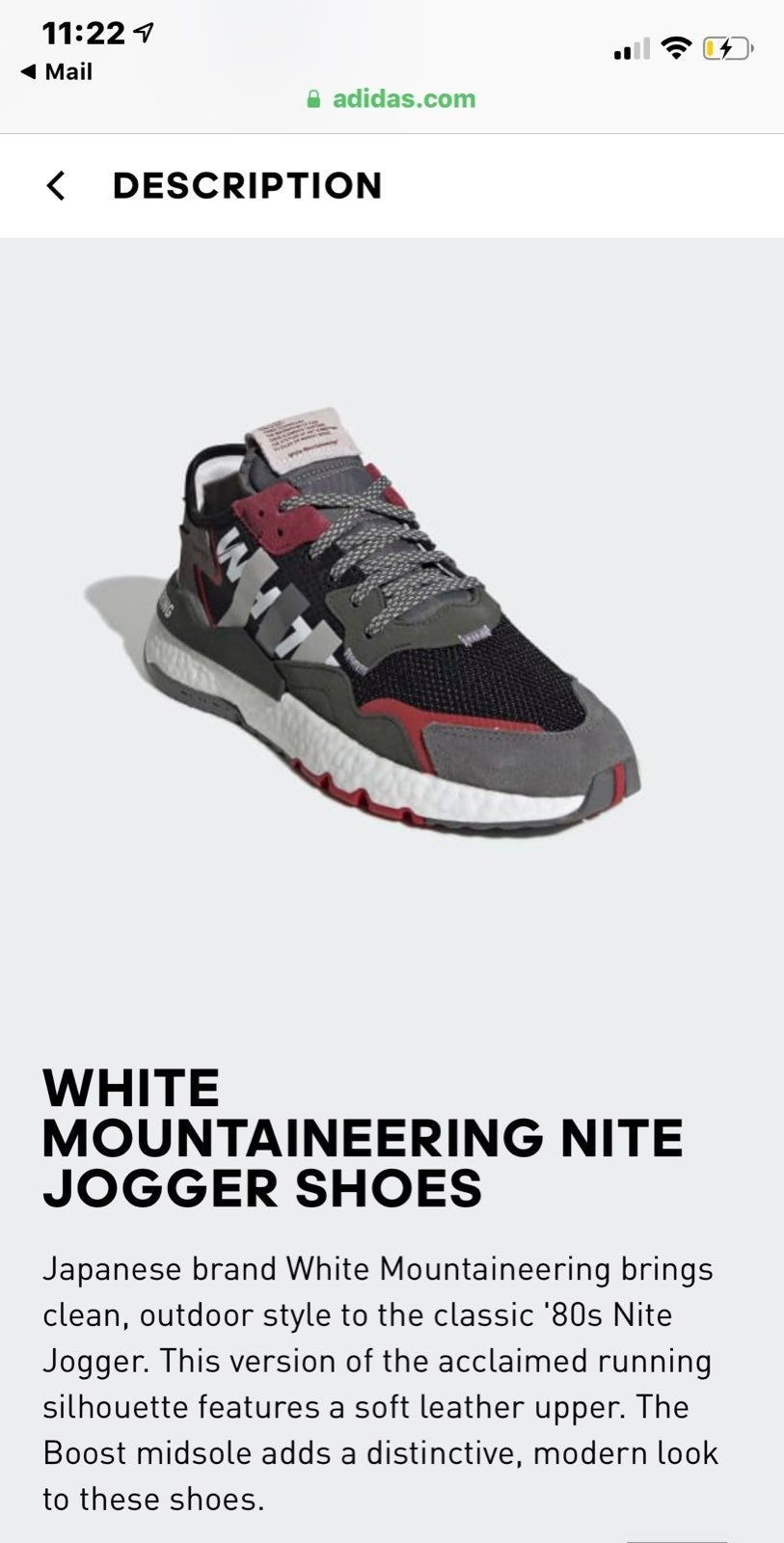 New Release Japanese Brand White Mountaineering Brings Clean