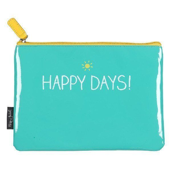 Mini Tablet Case Happy Days - Happy Jackson  #cool #mzube #xmas #quirky #sale #birthday #gift #shopping #santa #gifts