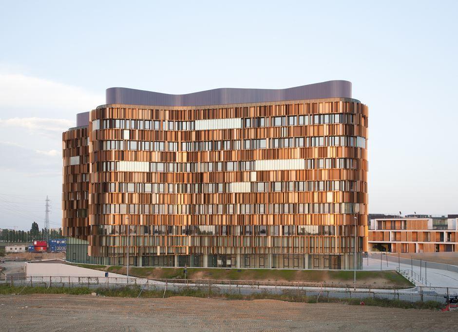 Tertiary Building U15, Milanofiori 2000 - Picture gallery