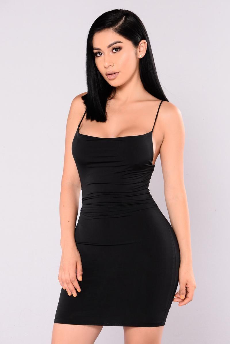690d4663f5 Alexis Mini Dress - Black