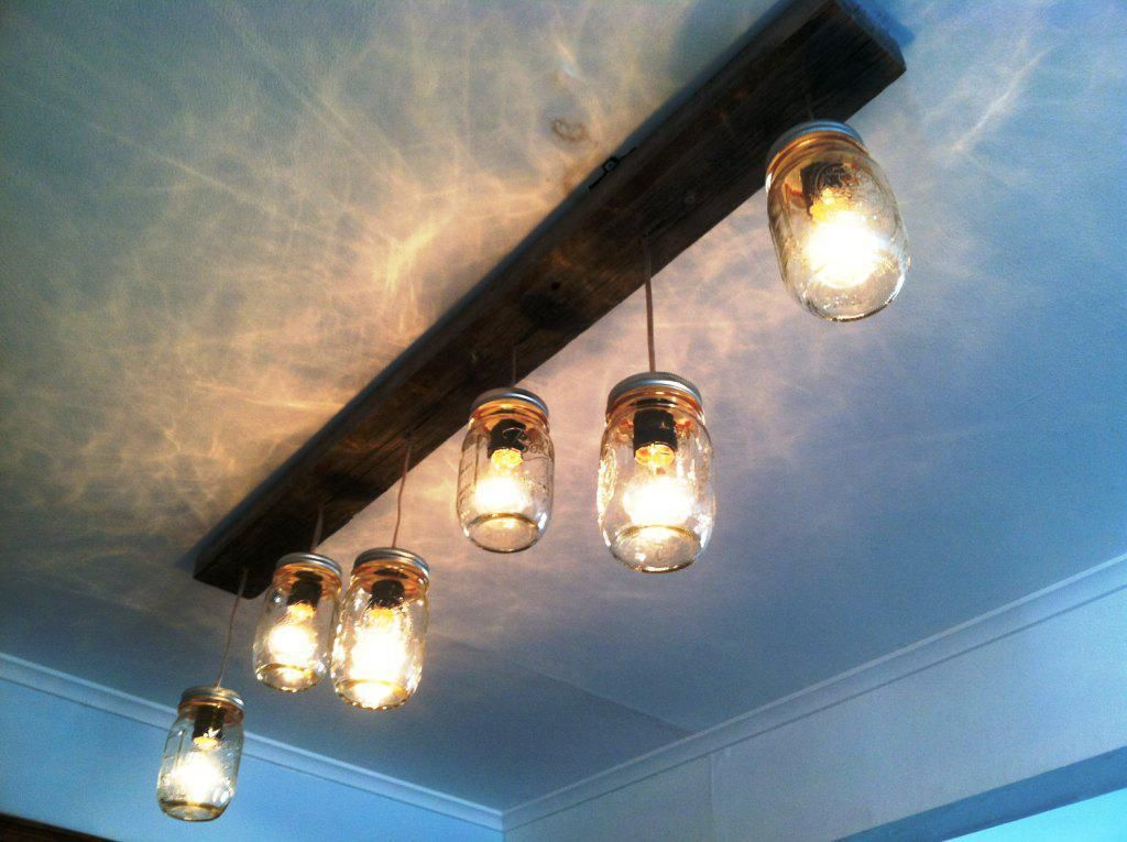 improve your rooms with contemporary rustic track lighting