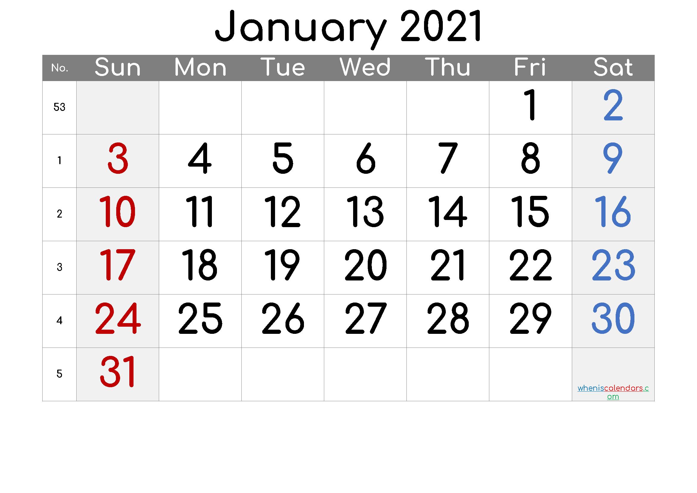 Free Printable Calendar 2021 January Free Premium In 2020 Calendar Printables Printable Calendar Printable Calendar July